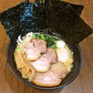 特製西輝ラーメン(醤油)